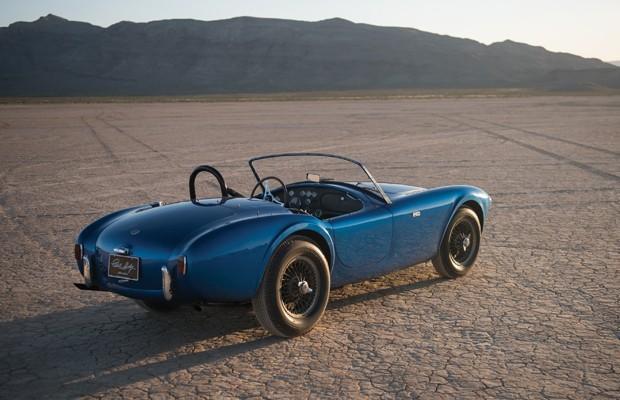 Prvá Shelby Cobra