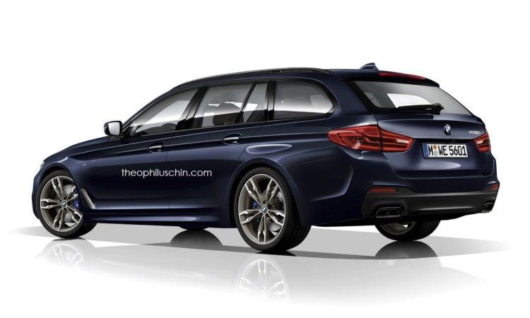 BMW M5 G30 Touring
