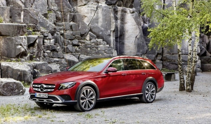 Mercedes-Benz triedy E All-Terrain