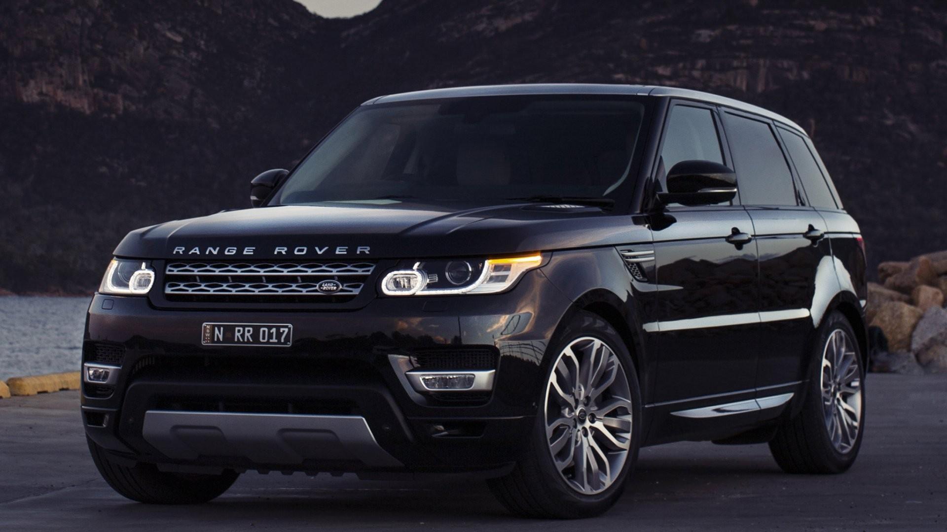 Půvdní Range Rover