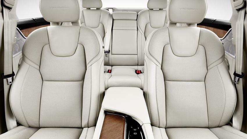 Volvo S90 Interiér
