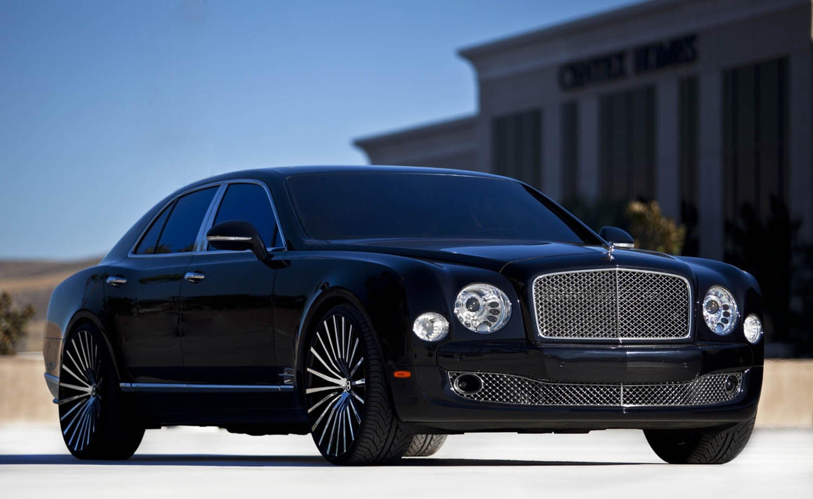 Bentley Mulsanne coupe