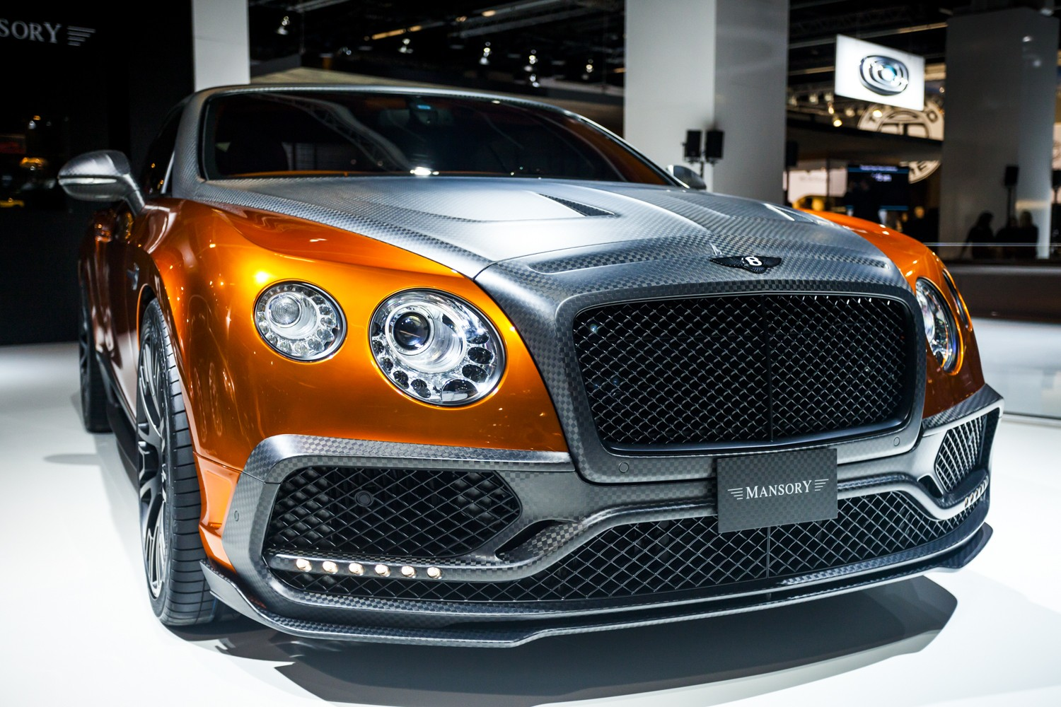 Mansory Continental GTC