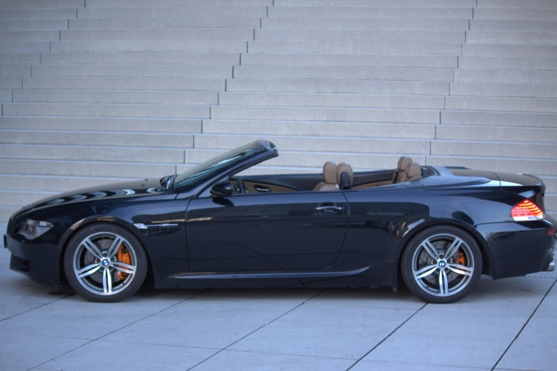 BMW M6 Cabrio G-power