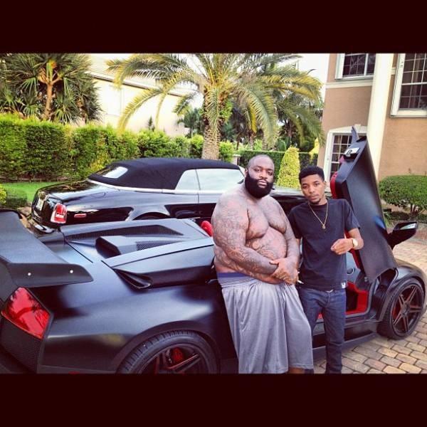 Rolls Royce a Lamborghini