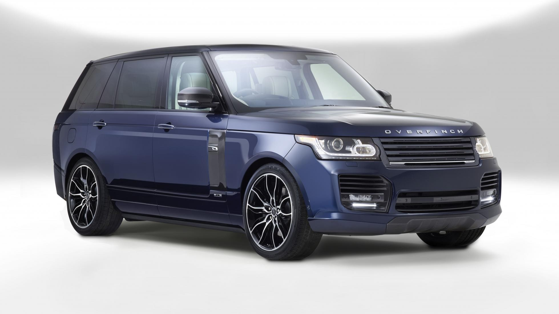 Overfinch Range Rover London Edition