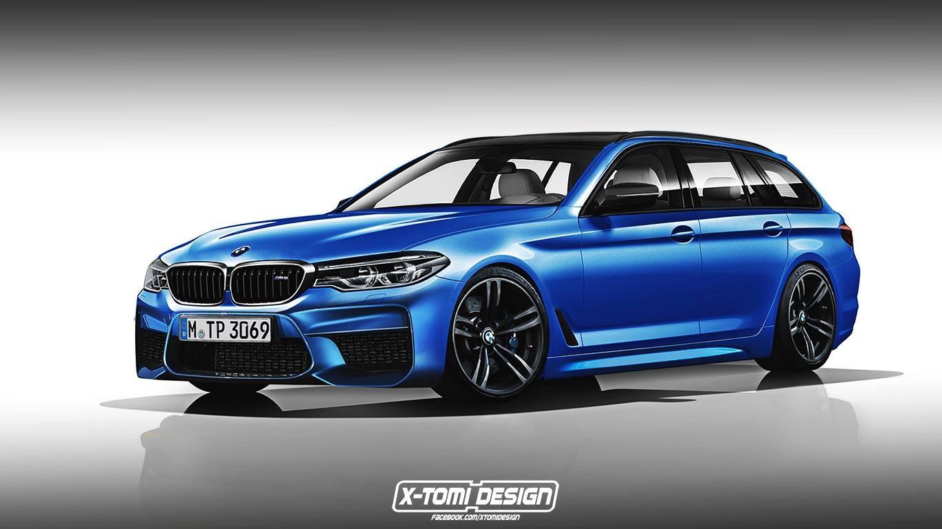 BMW M5 F90 Touring