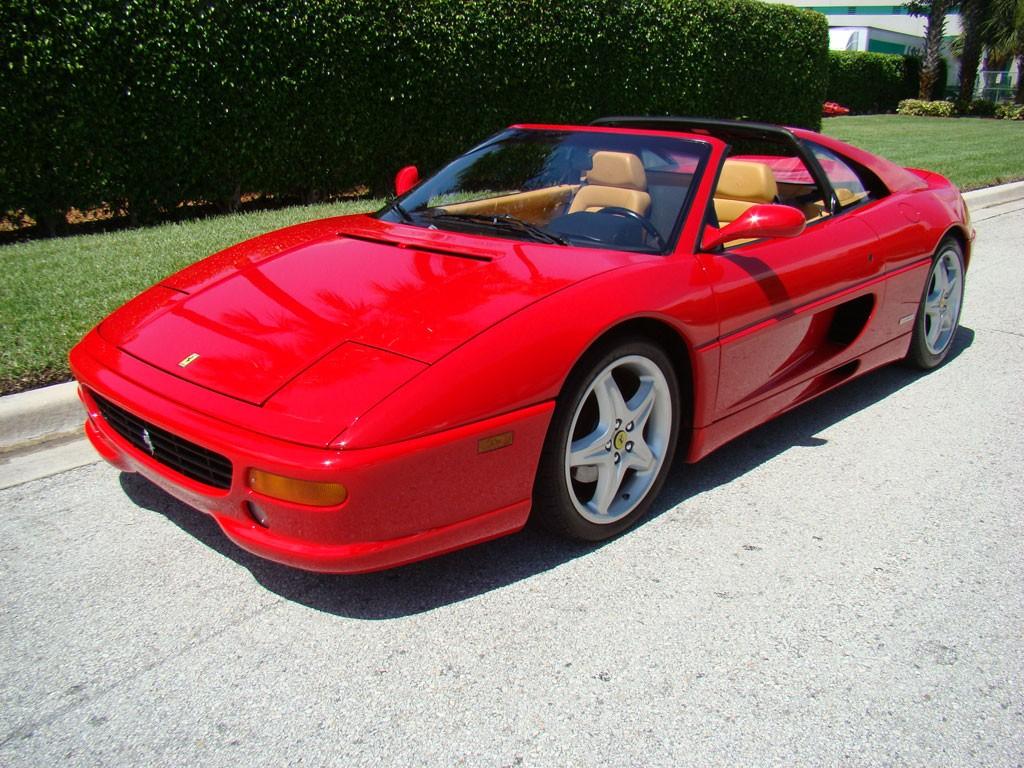 Ferrari 355 spider Fiorano
