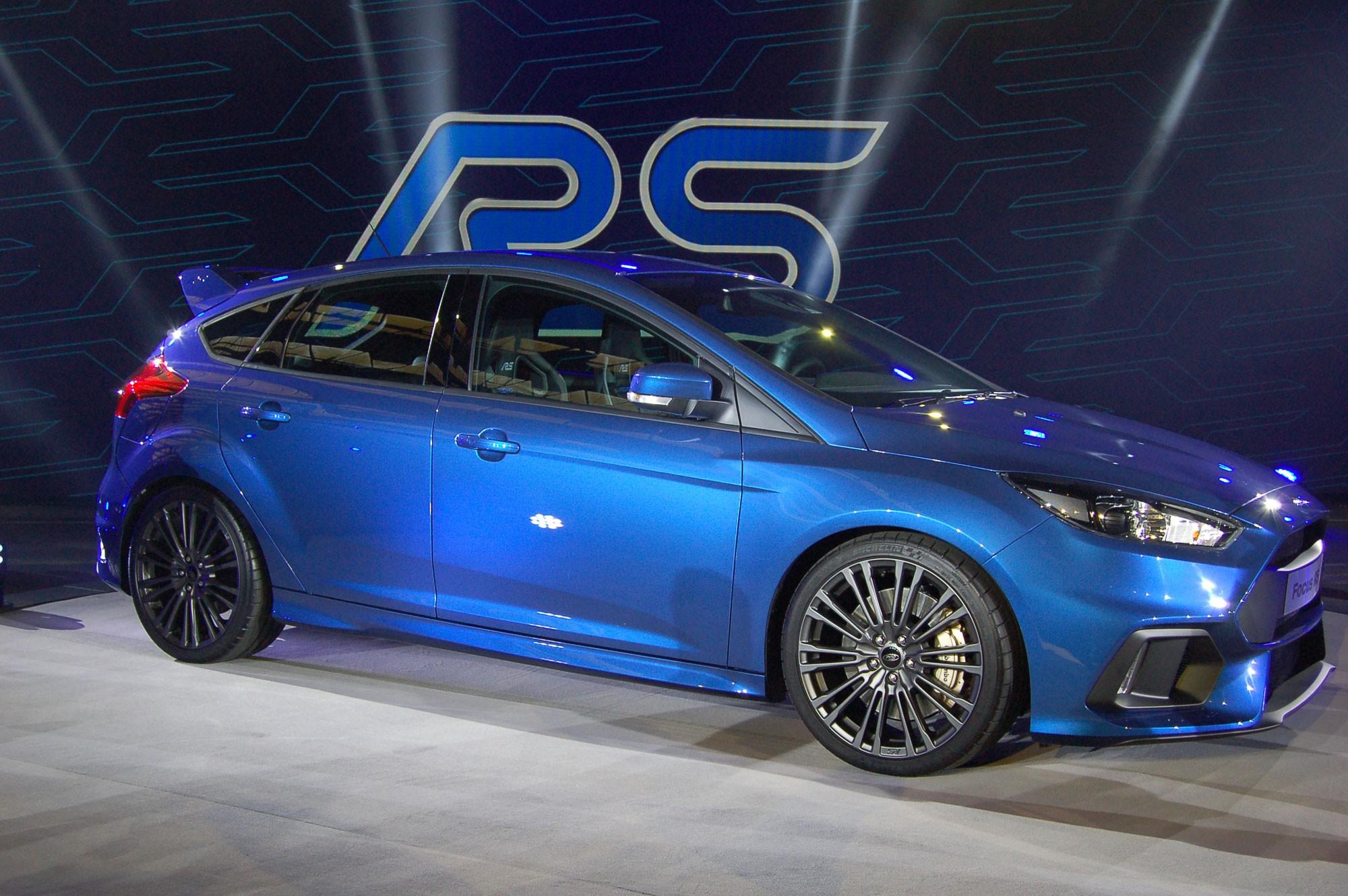 Ford Focus 2017 – Limousine & Turnier (Kombi) | Ford DE