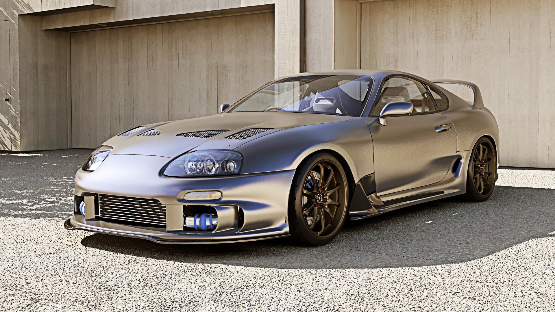 Toyota Supra/2