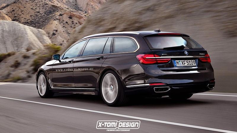 BMW 7-Series Touring