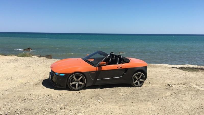 Roadster Krym
