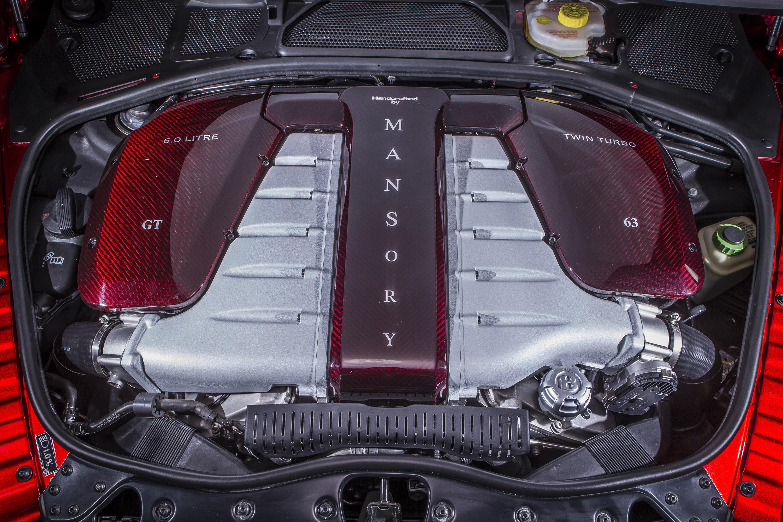 Mansory Sanguis Motor