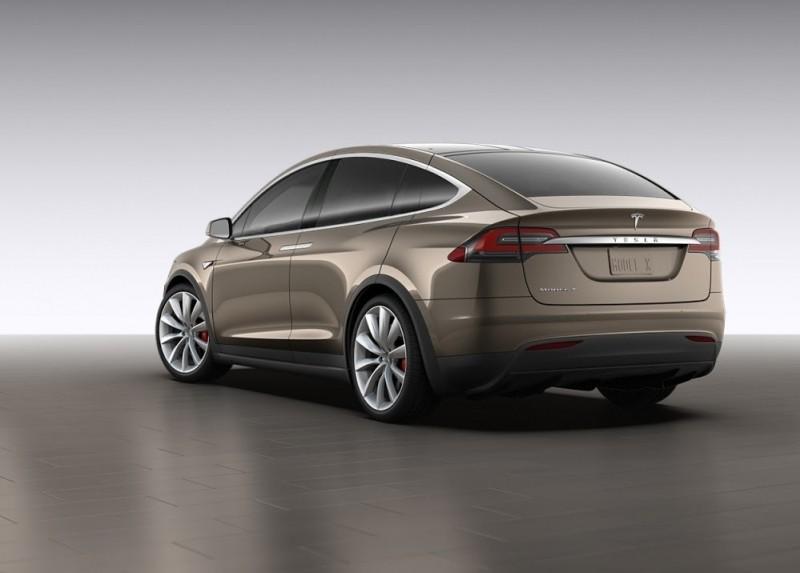 Zepředu bude vypadat pravděpodobně jako větší Tesla S