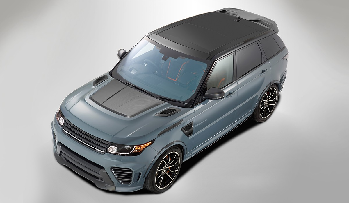 RR SVR Overfinch Supersport