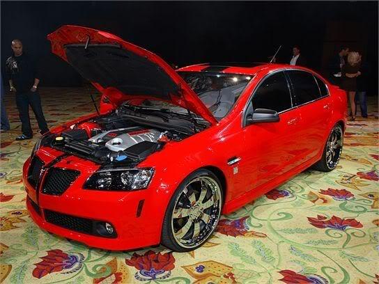 Pontiac G8 GT