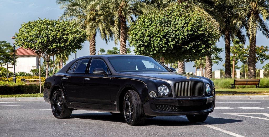 Bentley Mulsanne Sinjari 1 of 1