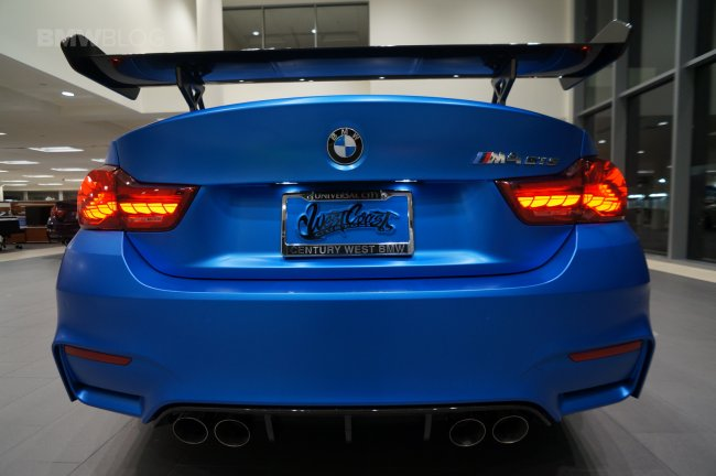 BMW M4 GTS v podaní West Coast Customs