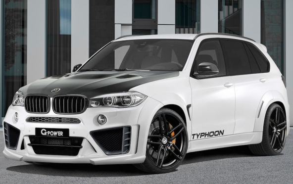 BMW X5 Typhoon a 750 koní!