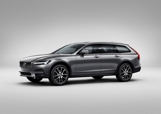 Volvo V90 Cross Country: Elegantní horal