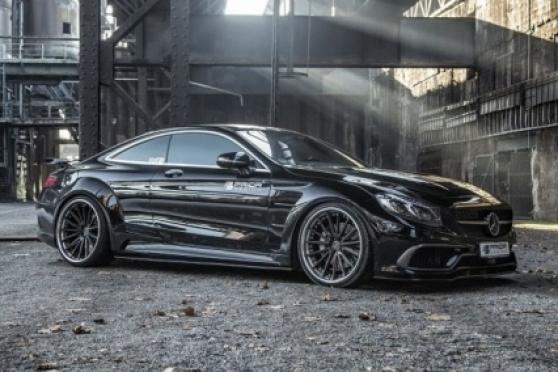 Úpravca Prior Design a Mercedes S Coupé!
