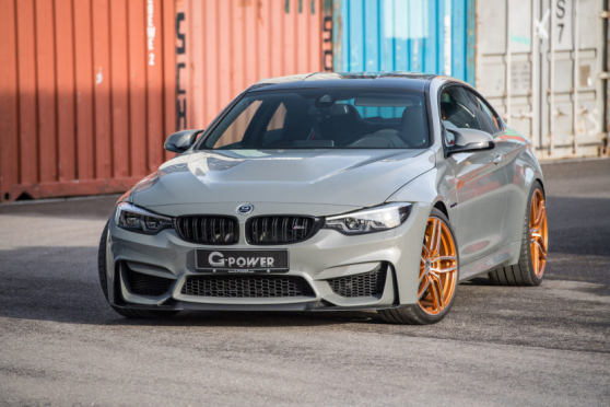 BMW M4 - Je libo G-Power?